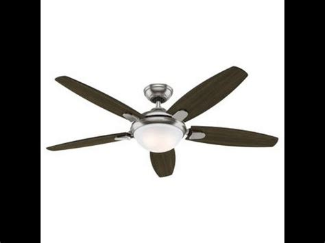 costco hunter ceiling fan costco hunter 54 inch contempo ceiling fan review item