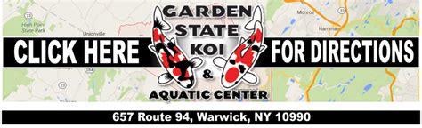 Garden State Koi Warwick New York Pond Contractor Builder Installer Contact Form Warwick