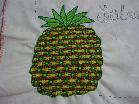 bordados de frutas en servilletas bordado fantas 237 a pi 241 a 2 youtube