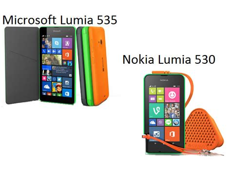 Microsoft Nokia Lumia microsoft lumia 535 vs nokia lumia 530 is it worth upgrading to the newer lumia