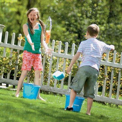 backyard games for kids super fun outdoor water games for kids
