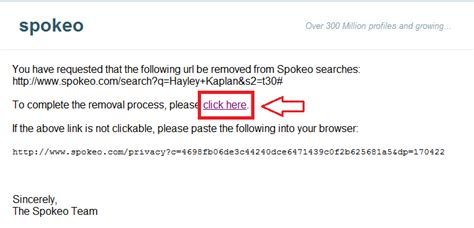 Spokeo Find How To Remove Personal Information From The