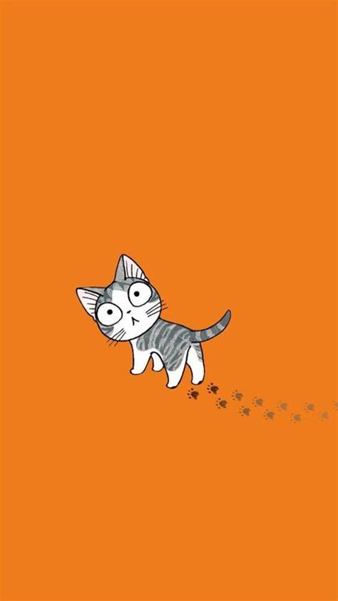 wallpaper cats cartoon cartoon cat wallpaper wallpapersafari