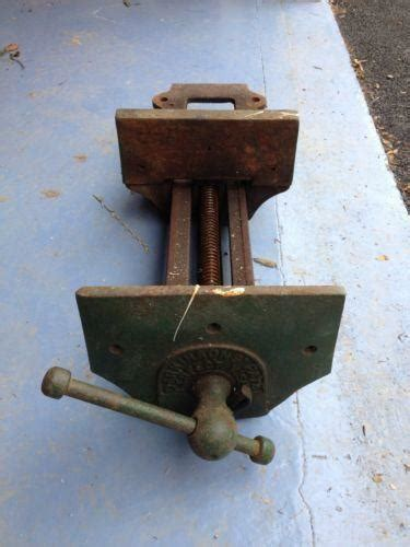woodworking vice ebay