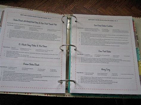 menu book template pin by paine on my ocd useful