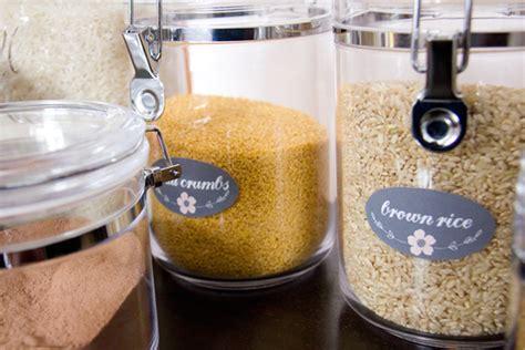 kitchen spice jar pantry organizing labels worldlabel blog labels for organizing your pantry spice jars