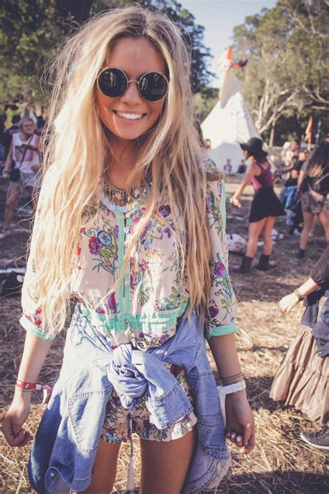 hippie style summer music festival chics boho hippie style 2018