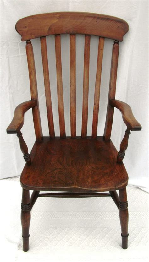 Armchair Manufacturers Uk by Antique Lath Back Kitchen Chair Antiques Atlas
