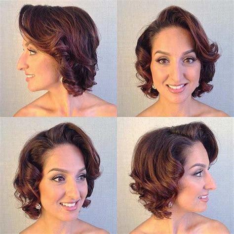 Modern Vintage Wedding Hairstyles trubridal wedding 31 wedding hairstyles for