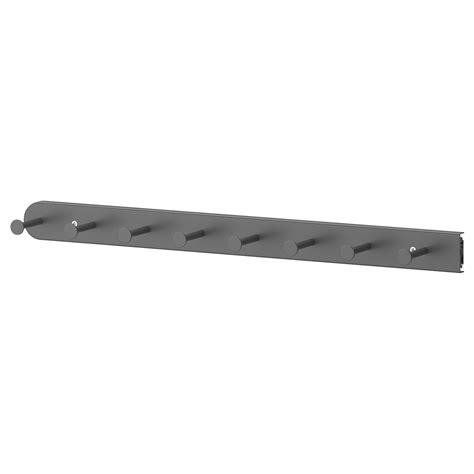 Ikea Komplement Hanger Multifungsi komplement pull out multi use hanger grey 58 cm ikea
