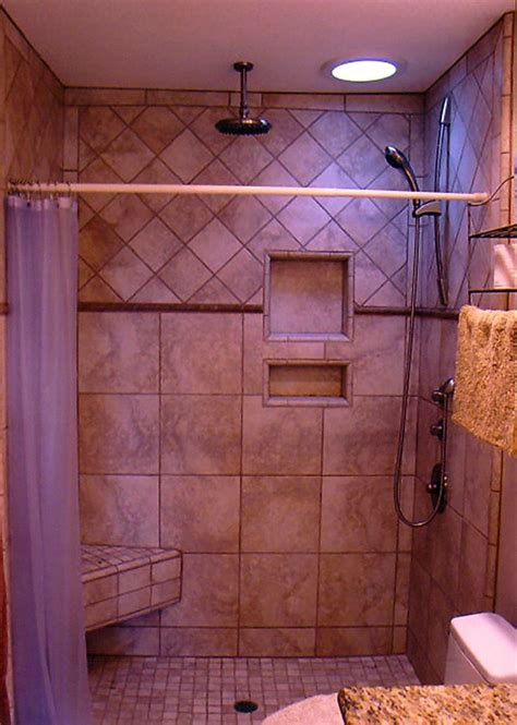 bench for shower stall 71 best images about tile designs on pinterest