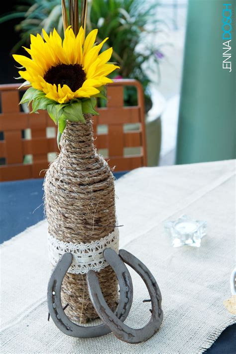 25 creative floral designs with sunflowers summer table decoration ideas horseshoe