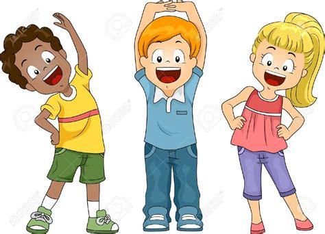 clipart bambini exercise children clipart clipartsgram