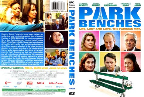 park benches movie park benches movie dvd scanned covers park benches