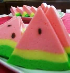 membuat puding semangka tentang hidup resep puding bentuk semangka
