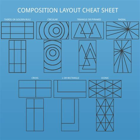 layout composition rules 1000 images about art learning reference on pinterest