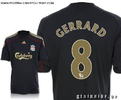 Modification Liverpool by Gta 4 Gerrard Liverpool Shirt Mod Gtainside