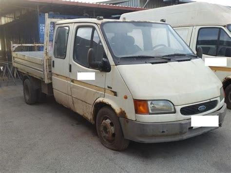 furgone cabinato lotto furgone cabinato ford