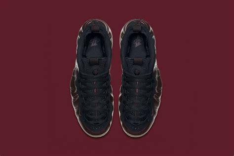 Nike air foamposite one night maroon hypebeast