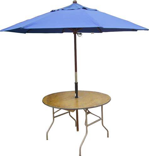 Umbrella Tables by 6 Seater Table With Umbrella Rental Iowa City
