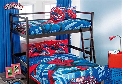 spiderman bunk bed spiderman bunk beds and other spiderman room decor