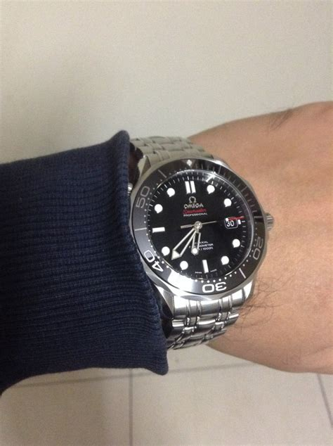 Video: Omega Seamaster Pro 300M Ceramic Review   Omega Forums