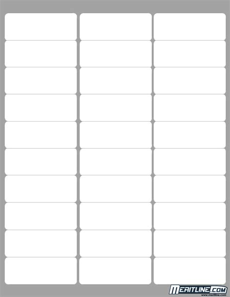 12 30 label template time table chart