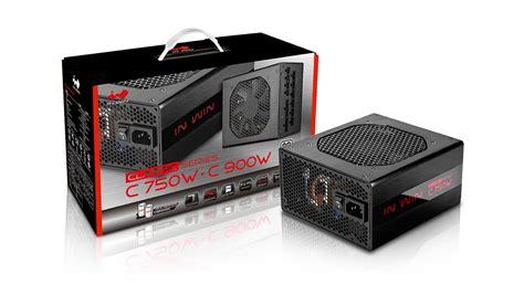 Power Supply Seven 750w Gamer Gokil inwin c 750w