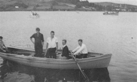 4 oars yawl union hall old irish maritime photos - Irish Boat Oars