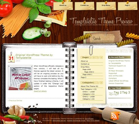 Recipe Book Template Recipe Template 1 Recipe Book Template Recipe Book Template 7x7in Recipe Powerpoint Template
