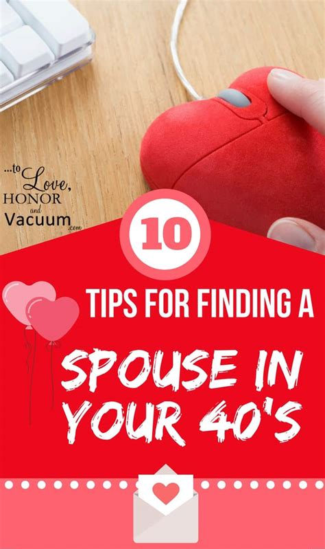 10 Tips On Being A Better Spouse by Top 10 Tips For Finding A Spouse In Your Forties Vstarvibes