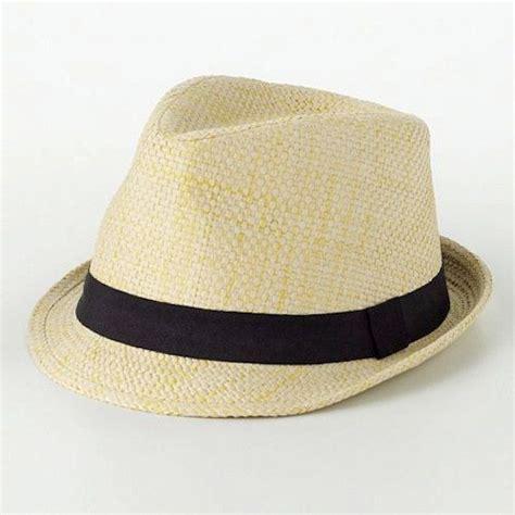 toddler fedora hat baby toddler fedora black trim baby hat preppy