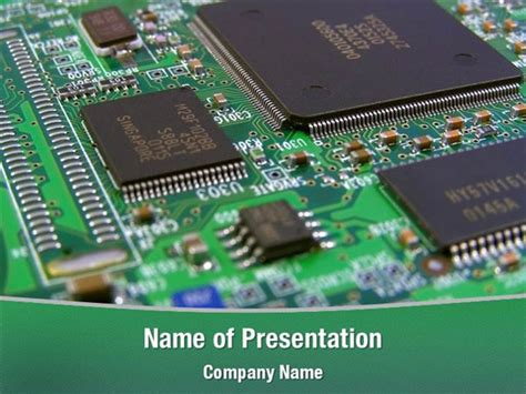 circuit board powerpoint templates circuit board