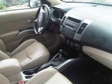 Mitsubishi Outlander 2007 Interior by Mitsubishi Outlander 2007 Model Naija Used For Sale
