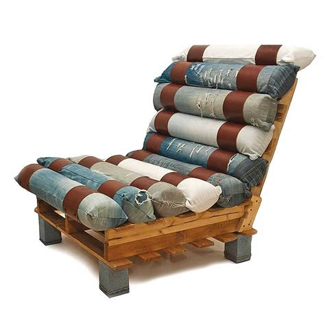 futon upcycle hang design created an upcycle design chair called achille
