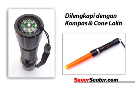 Senter Swat 98000w wirausaha senter swat