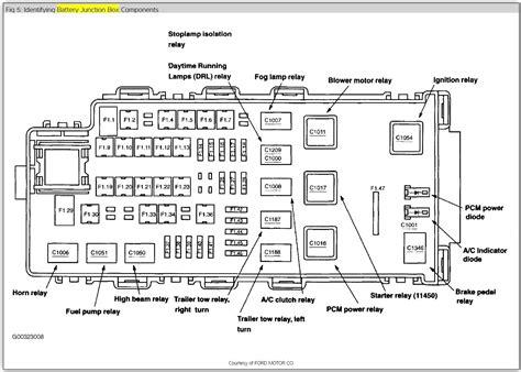 2003 ford explorer window wiring diagram 40 wiring
