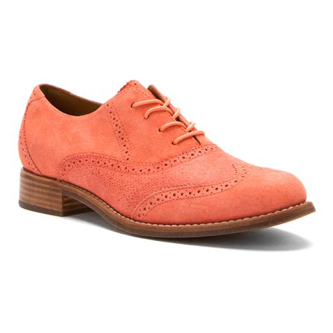 coral oxford shoes coral dress shoe our wedding possibilities