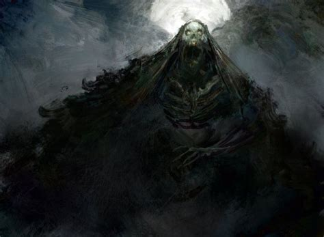 dungeon lord the wraith s haunt a litrpg series books banshee by chenthooran wailing howling dead undead