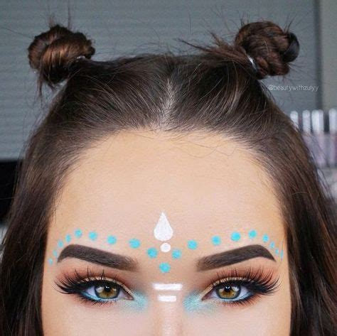hairstyles for rave party best 25 music festival makeup ideas on pinterest music