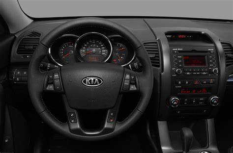 Kia Sorento 2011 Interior 2011 Kia Sorento Price Photos Reviews Features