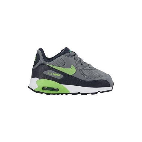toddler boys nike shoes nike air max 90 grey green nike air max 90 boys toddler