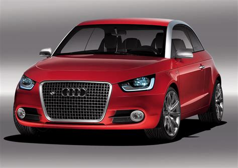 Audi A1 Concept by Audi A1 Concept Specs Photos And More On