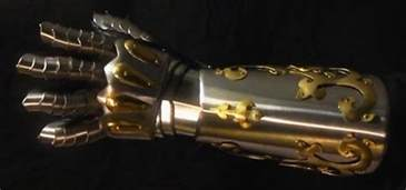 how to build a metal gauntlet 171 costuming amp wardrobe