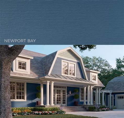bay color mastic unveils new fade resistant vinyl siding