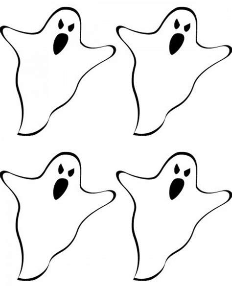 imagenes de halloween para colorear e imprimir fotos de fantasma para calcar imagui
