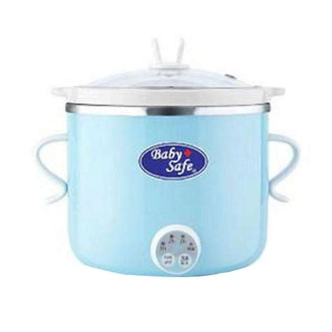 Baby Safe Cooker Digital 0 8l jual babysafe lb007 digital cooker 0 8 l