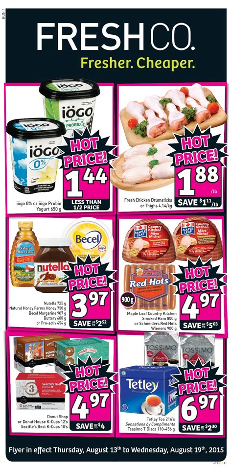 Grocery Gift Cards Online Canada - freshco flyer ontario canada weekly flyer online
