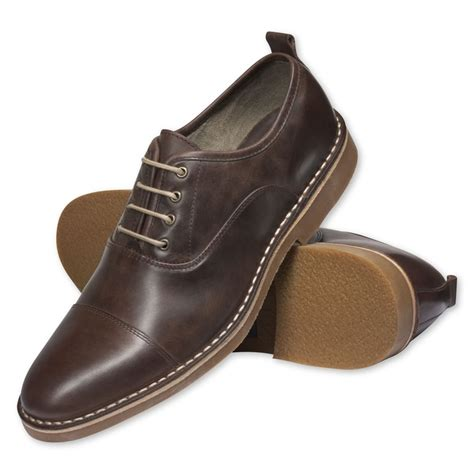 mens oxford casual shoes brown portobello oxford shoes s casual shoes from