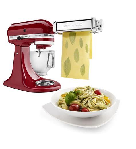 Pasta Recipe Kitchenaid by Kitchenaid Pasta Attachments Pasta Maker Hq
